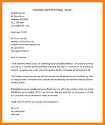 9 two weeks resignation letter xavierax