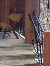 Outdoor Metal Handrails How To Mig Weld Iron Handrails Logfurniturehowto Com