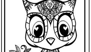 littlest petshop coloring pages free 10