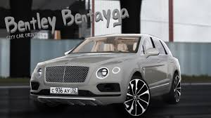 custom bentley bentayga city car driving 1 5 3 2016 bentley bentayga download link