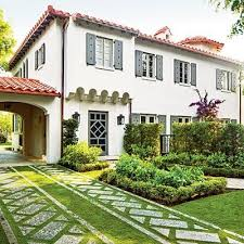 spanish colonial homes build the driveway and welcome your guests with pride spanish