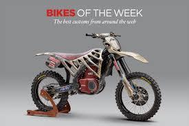 razor mx650 dirt rocket electric motocross bike review custom bikes of the week dinosaur styling edition custom bikes