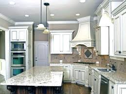 kitchen cabinet and countertop ideas white kitchen cabinets with granite countertops homehub co
