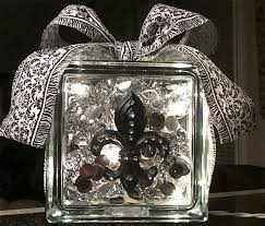 218 best crafty witch glass block images on glass