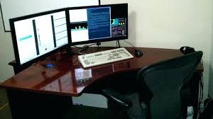 Big Gaming Desk Small Gaming Desk Corner Computer Station Desks For Ideas