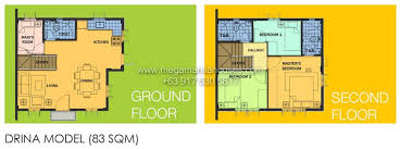 camella homes drina floor plan drina of camella tanza house and lot for sale in tanza cavite i