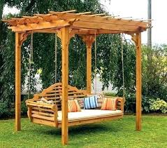 arbor swing plans free freestanding arbor swing plans etce info