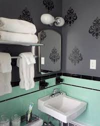Gray And Black Bathroom Ideas Best 20 Mint Bathroom Ideas On Pinterest Bathroom Color Schemes