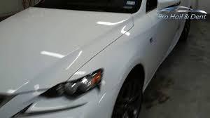 lexus repair san diego lexus door edge pro hail u0026 dent repair carrollton youtube