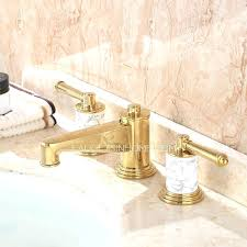 polished brass vanity lights high end faucets high end bathroom faucets attractive high end