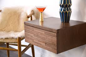Floating End Table by Mid Century Modern Nightstand Table It Great Legs For Your Diy