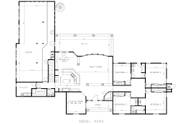 1 Bedroom Cabin Floor Plans 1 Bedroom Cottage Floor Plans Also Amazing Simple Two Story House