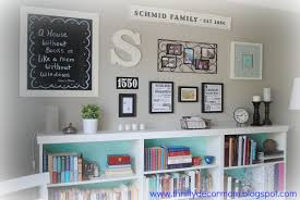 thrifty decor mom house tour wall color valspar frappe soft