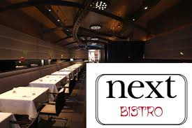 Next Bistro Table Next Bistro Tempts Diners With A Myriad Of Upcharges Eater Chicago