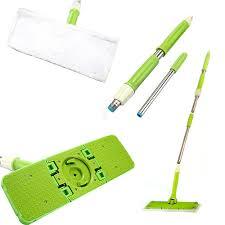 mocio pavimenti scopa twist flat mop mocio a torsione con panno microfibra per