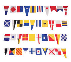 Miniature Flags Amazon Com In The Breeze Maritime Signal Flags 40 Different