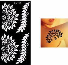 henna tattoos u0026 body art ebay