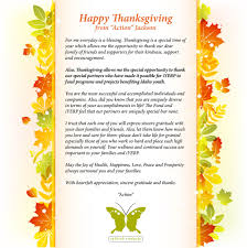 happy thanksgiving family and friends news events john william jackson fund part 53