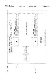 patent us5634101 method and apparatus for obtaining consumer