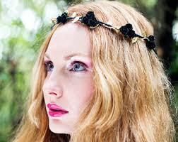 festival flower headbands flower crown craftbnb