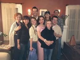 Robin Henry Cast And Crew Becoming Henry
