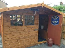 awesome 80 garden sheds turned into bars design decoration of