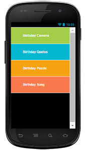 birthday card gift android apps on google play