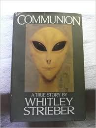 communion book communion a true story whitley strieber books