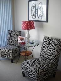 Zebra Dining Chair Covers Zebra Chairs At Hobby Lobby Chair Design Zebra Chair Home
