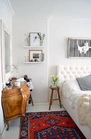Eclectic Bedroom Design Symmetrical Master Bedroom With Mirrors Behind Nightstands