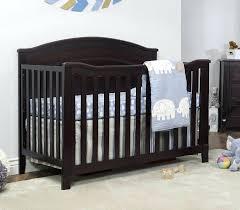 Convertible Crib Espresso Top Panel Convertible Crib Espresso Baby Cache Heritage Carum
