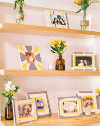 30 creative ways display photos at your wedding martha