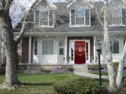 honey i u0027m home deciding on a color for a front door