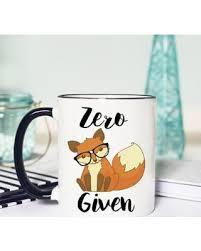 pre black friday special fox mug funny fox mug funny fox coffee