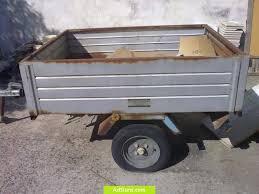 carrello porta auto usato vendesi miniescavatore carrello porta auto usato