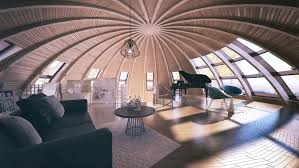 dome home interiors gorgeous dome homes of the future