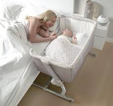 culle prima infanzia culla da attaccare al letto dei genitori per neonati con piumone
