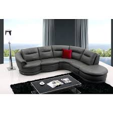 dark grey leather sofa what is eco leather furniture mini modern white leather sectional