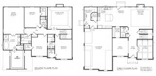 modern design house plans modern house plan and elevation