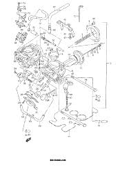 suzuki parts diagram muffler diagram u2022 sewacar co