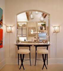 Bar Stools For Kitchen by Bar Pass Through To Kitchen Christopher Guy Barstools Julie Neill