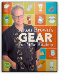 Alton Brown Kitchen Gear by Library