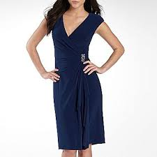 jcpenney wedding guest dresses american living side broach dress jcpenney wedding guest