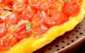 cuisiner des tomates cerises recette tatin de tomates cerises 750g