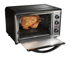 Hamilton Beach 6 Slice Toaster Oven Review Toaster Oven With Rotisserie Review Of Hamilton Beach 31104