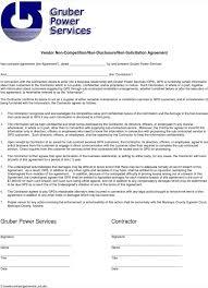 vendor agreement 10 vendor agreement templates u2013 free sample