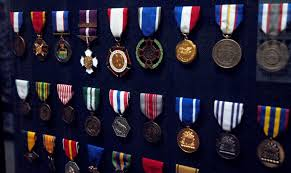 Awards And Decorations Army Forging Honor How The Military Medals Are Made Heroes 2013