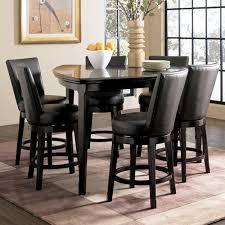 oval pub table set top pub dining table set new kitchen bar height room with 24 inside