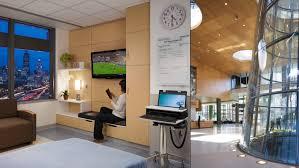 Rush Interiors Rush University Medical Center Campus Transformation Project