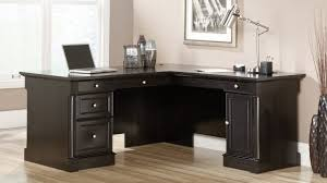 Sauder Traditional L Shaped Desk Modern Sauder L Shaped Desk With Regard To Harbor View Corner